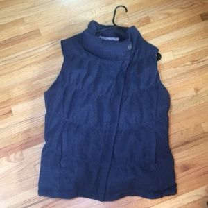 super warm and cozy Athleta vest